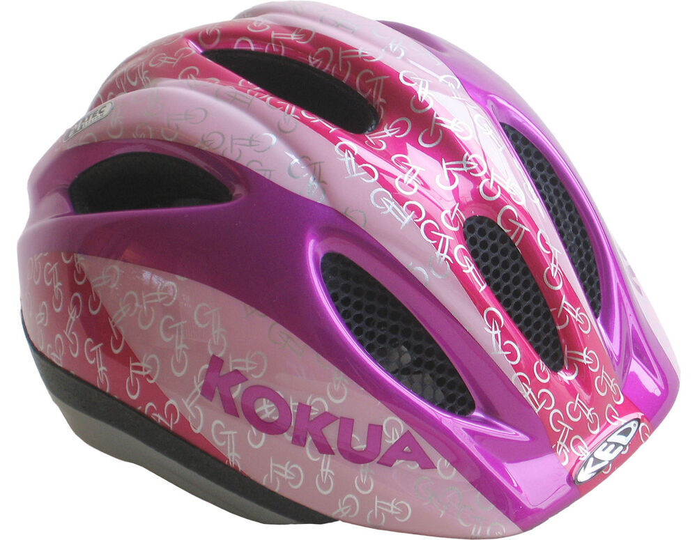 LIKEaBIKE Pink Helmet click to zoom image