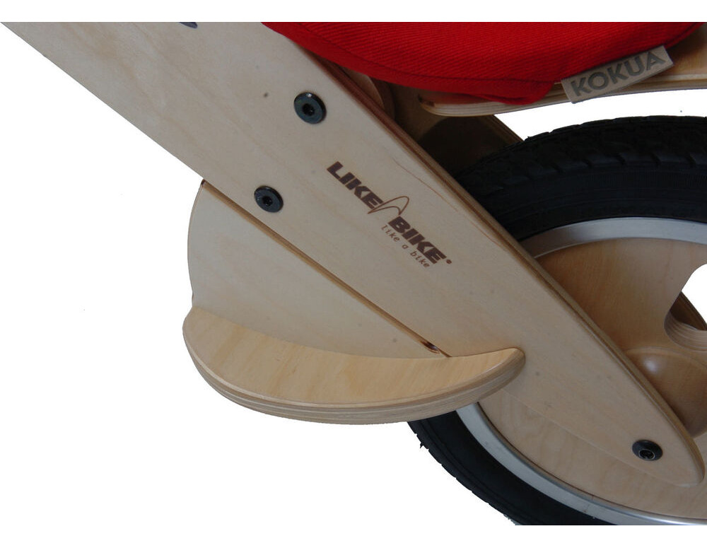 LIKEaBIKE Foot rests click to zoom image