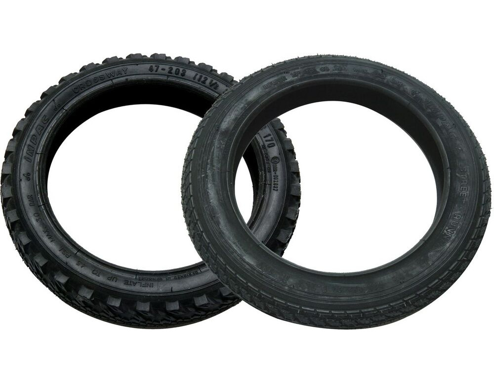 LIKEaBIKE Spare Tyres click to zoom image