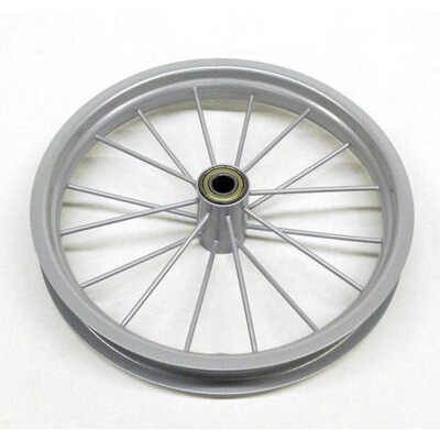 LIKEaBIKE Spoky Alloy Wheel  Silver  click to zoom image