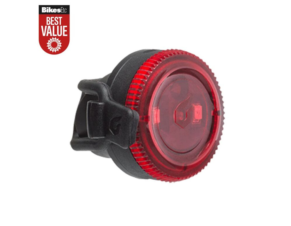 Blackburn The Click LED Light Red Rear click to zoom image