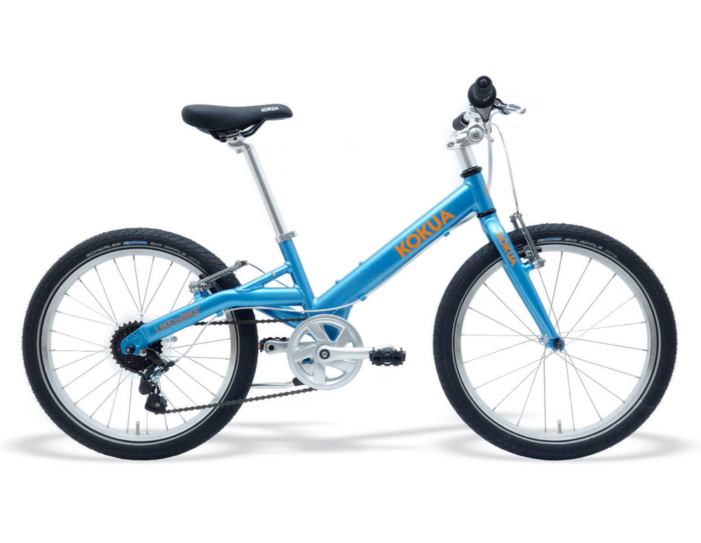 Kokua LIKEtoBIKE 20 Metallic Blue click to zoom image