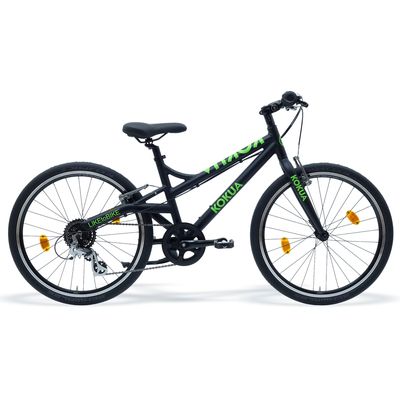 Kokua LIKEtoBIKE 24 Black Green (Limited Edition)