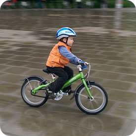 LIKEtoBIKE Pedal Bikes Range Ages 5 to 8 Years